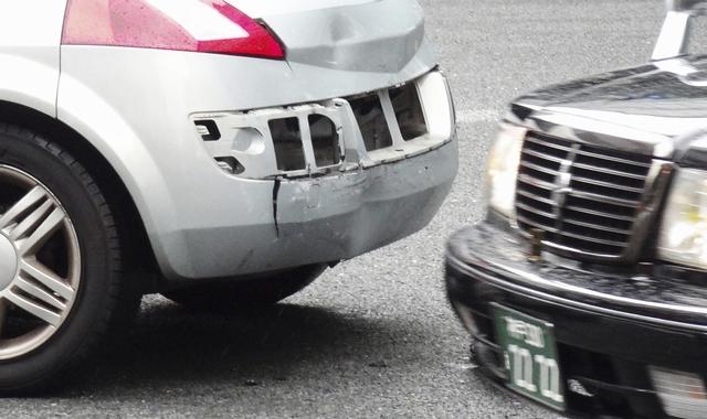 交通事故メニュー